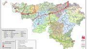 La pêche interdite dans les eaux vives en Wallonie en raison de la sécheresse
