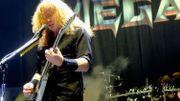 Dave Mustaine de retour en répétitions!