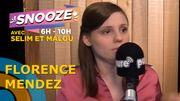 Florence Mendez n'a pas envie de rire quand elle évoque le cancer des enfants