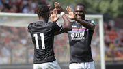 Crystal Palace et Benteke font 1-1 face au FC Metz