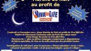 """Marche de Nuit à Vaux-sur-Sûre au profit de """"Viva for Life"""""""
