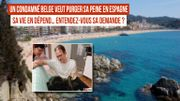 """Lydia : """" Il doit être libéré sous conditions en Espagne avec des travaux d'intérêt général """""""