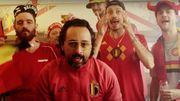 Pablo Andres dévoile le clip de son hymne des Diables Rouges avec Roméo Elvis, GuiHome et Michel Lecomte