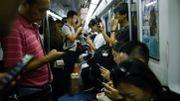 """""""Liste blanche"""": la reconnaissance faciale va prendre le métro à Pékin"""