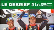 Neuville a flippé, Ogier a ragé, un carnet a été oublié : Un dimanche de folie sur le WRC