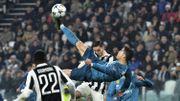 Le magnifique retourné de Cristiano Ronaldo