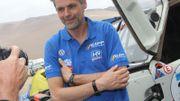 Stéphane Henrard récidive et prend la tête du Morocco Desert Challenge