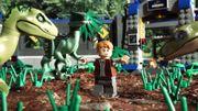 Tout Jurassic World raconté en 1'30 et en LEGO
