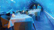 Coup d'oeil sur le plus grand restaurant sous-marin au monde
