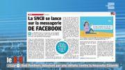 Avec Céline, la SNCB teste un nouveau canal digital...
