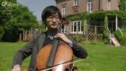 Portrait de Yuya Okamoto, en Finale du Concours Reine Elisabeth