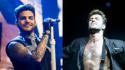 Adam Lambert dans le rôle de George Michael?