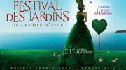 Dans le cadre du 1er Festival des Jardins à la Côte d'Azur : les jardins éphémères