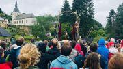 Environ 22.000 visiteurs à Chassepierre, malgré la météo