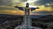 Au Brésil, une nouvelle statue du Christ va dépasser celle de Rio