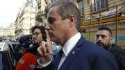 Présidentielle française: Nicolas Dupont-Aignan soutient Marine Le Pen au second tour