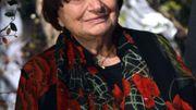Agnès Varda décorée du titre de Citoyenne d'honneur de la Ville de Bruxelles