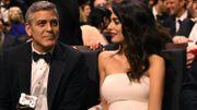 """France: Clooney, César d'honneur, défend """"la liberté"""""""
