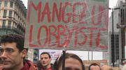 """""""Sauvez un arbre - Mangez un lobbyiste"""""""