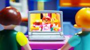 Coronavirus et confinement expliqués par des Playmobil
