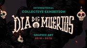 """L'exposition """"Dia de Muertos"""" fête le Mexique"""