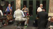 """Premier concours européen de cireurs de chaussures, un métier """"qui se réinvente"""""""