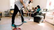 L'exercice physique, y compris le ménage, bon contre la dépression