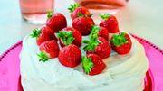 Recette: gâteau suédois aux fraises