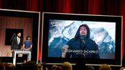 Oscars 2016 - Nominations pour l'Oscar du meilleur acteur