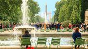 """Louvre: appel au crowdfunding pour la rénovation de la """"Grande Allée"""" des Tuileries"""