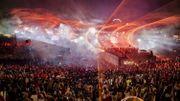 Bilan positif pour Tomorrowland avec 180.000 visiteurs, aucun incident majeur