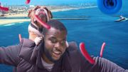 Amusant clip avec chien pour le titre tout délicat de Kele Okereke de Bloc Party
