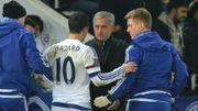 """Mourinho craint une """"blessure sérieuse"""" pour Eden Hazard"""