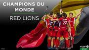 Les Red Lions champions du monde après un thriller face aux Pays-Bas !