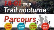 Le Wap's Trail : les guêpes d'Assenois en route ce 18 janvier...