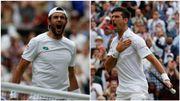 Wimbledon: Novak Djokovic – Matteo Berrettini; le déséquilibre maître-mot de cette finale