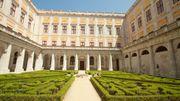 Palais de Mafra (cloître)