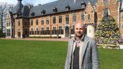 Cédric Pelgrims est le propriétaire du domaine.