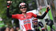 Tim Wellens régale à Houffalize, Dumoulin nouveau leader du Tour du Benelux