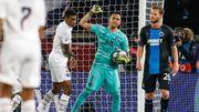 Un penalty raté, des occasions gâchées : Bruges loupe le coche et s'incline 1-0 au PSG