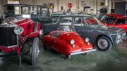 La balade de Carine : Mahymobiles, le plus grand musée de l'Automobile de Belgique