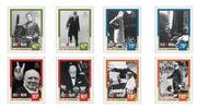 Une collection de timbres pour le 50e anniversaire de la mort de Winston Churchill
