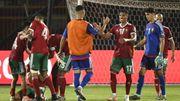 Le Maroc, vainqueur de la Côte d'Ivoire et déjà qualifié, au rendez-vous des favoris