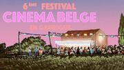 Sixième Festival du Cinéma belge à Nîmes et en Garrigue du 13 au 20 juillet