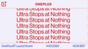 OnePlus présentera le 8T le 14 octobre