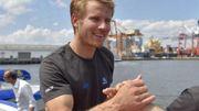 Gabart explose le record du tour du monde en solitaire en 42 jours