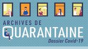 Coronavirus : il faut archiver les témoignages pour les générations futures