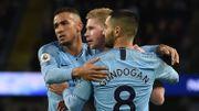 Manchester City, avec De Bruyne 30 minutes, s'impose contre Wolverhampton et Dendoncker