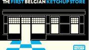Brussels Ketjep a ouvert un premier flagshipstore.