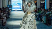 """Marie-France Idikayi: """"Avec la Congo Fashion Week, nous créons un écosystème favorable à la mode en RDC"""""""